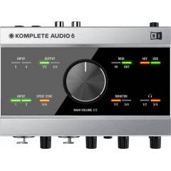 Native Instruments Komplete Audio 6 DJ Ses Kart�