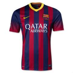 ORJ BARCELONA HOME 13-14 Messi 10 Medium FORMA