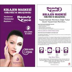 BEAUTY FACE KOLAJEN YUZ MASKES�