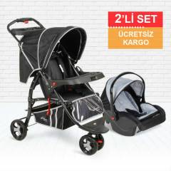 Johnson DB213 Jogger Travel Puset