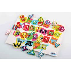 Wooden Puzzle Set Paketi