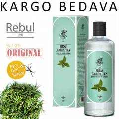 Rebul Kolonya Green Tea  270 ml. | Cam �i�e