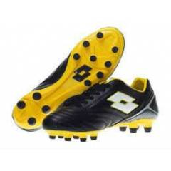 Lotto play off �v fg JR Football  - Black/Yellow