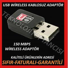 EDUP 150 mbps M�N� USB WIRELESS ADAPTOR S�PER