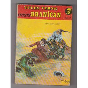 M�S�S BRAN�CAN Cilt 2 - Jules Verne - 193L