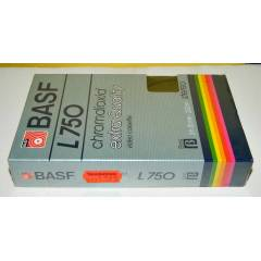 BASF L 750 BO� BETA VIDEO KASET - A�ILMAMI�
