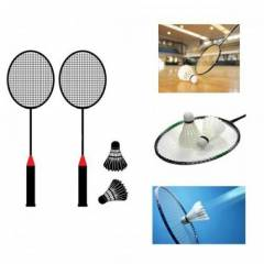 Badminton Seti (2 Raket 3 Top)