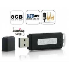 ATA Kingboss 8GB USB Flash Disk Ses Kay�t Cihaz�