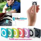 Mini MP3 Player Kulakl�k ve �arj Dahil