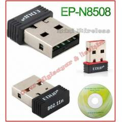 EDUP EP-N8508 150Mbps Mini Wireless USB Adapt�r