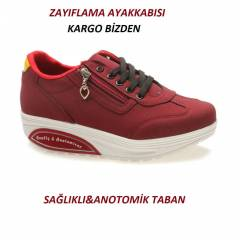 X-5 STEP SHOES HAF�F TABAN ZAYIFLAMA AYAKKABISI