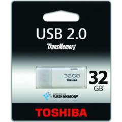 TOSH�BA 32GB THNU16HAY(BL5 USB FLASH BELLEK