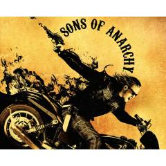 Son Of Anarchy �zel Tasar�m yeni sezon ti��rt