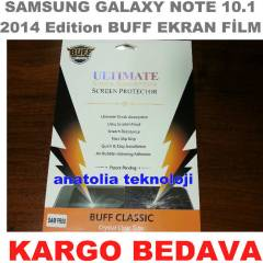 GALAXY NOTE 10.1 2014 Edition BUFF EKRAN F�LM