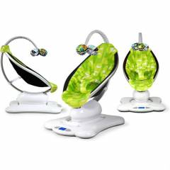 4Moms mamaRoo Sallanabilir Anakuca�� green NEW