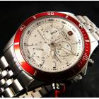 SWISS MILITARY 06.5183.04.001.04 CHRONO+SAF�RCAM