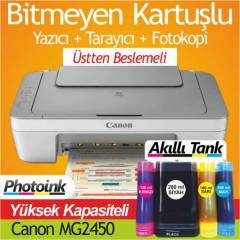 CANON MG 2450/2550 VE B�TMEYEN KARTU� S�STEM�