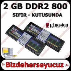 Kingston 2 GB DDR2 800 MHZ RAM