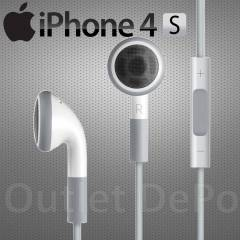 Apple iPhone 4 4S Kumanda ve Mikrofonlu Kulakl�k