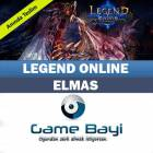 Legend Online 7500+750 Diamonds-Elmas OasGames!