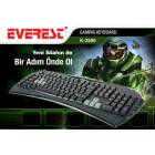 EVEREST OYUNCULARA �ZEL KLAVYE MM GAME KLAVYE