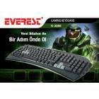 EVEREST GAMER MULT�MEDYA OYUN KLAVYES�