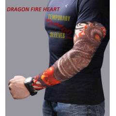 Giyilebilir D�vme - DRAGON FIRE HEART