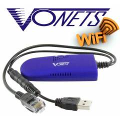 WONETS WI-FI ADAPT�R WIRELESS ETHERNET �EV�R�C�