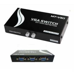 VGA SWITCH �OKLAYICI �O�ALTICI SE�MEL� DVR UYUM