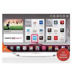 LG 42LA740S DVB-S 3D FHD SMART LED LCD TV