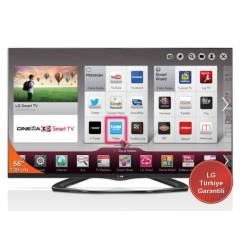 LG 55LA660S DVB-S 3D FHD SMART LED LCD TV