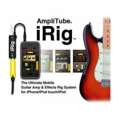 IK Multimedia iRig - iPhone/iPod touch/iPad i�in