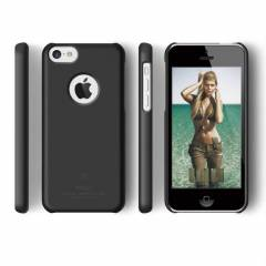 Elago iPhone 5C K�l�f  05mm + Ekran Koruyucu