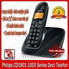 Philips CD1901 1000 Series Dect Telsiz Telefon