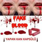 3 ADET �AKA KAN KAPS�L� NEW FAKE BLOOD CAPSULES