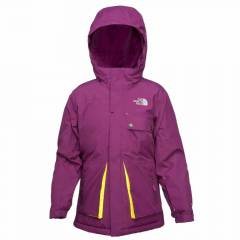 The North Face Insulated Zone K�z �ocuk Ceketi