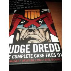 Judge Dredd - Complete Case Files 1