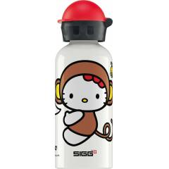 Sigg Hello Kitty Monkey 0.4 Litre Matara