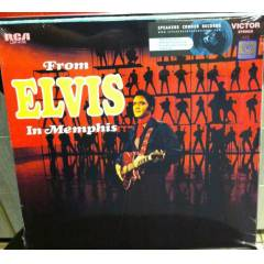 ELVIS PRESLEY FROM ELVIS IN MEMPHIS  SFR 180 GR