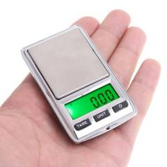 0.01x100g/0.1x500g LCD Dual Mini Digital Terazi