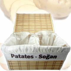 Has�r Patates ve So�an Sepeti