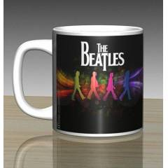 iF Clock Beatles Bask�l� Seramik Kupa