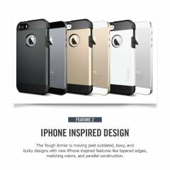 Spigen SGP iPhone 5 / 5S Case Tough Armor