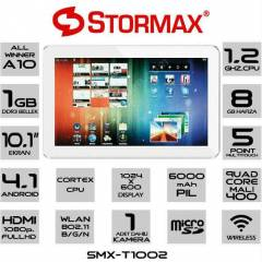 STORMAX 10.1' SMX-T1002W 1.2GHZ/1GB/8GB/AND4.1