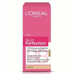 Loreal Sk�n Perfect�on BB Krem A��k Ton 50 ML