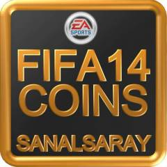 Fifa 14 Coins PS3 100.000 Coin - !  PS4 100 K