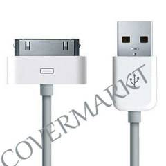 APPLE IPHONE 4-4S USB DATA VE �ARJ KABLOSU BEYAZ