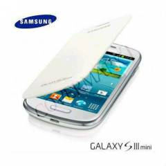 SAMSUNG GALAXY S3 Mini K�l�f Flip Cover+2 F�LM