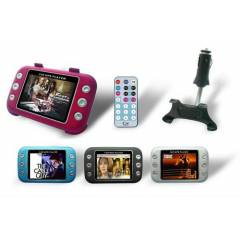 mp5 Player FM- Transmitter mp3-mp4 m�zik �alar