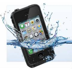 LIFEPROOF IPHONE 5 FRE SU GE��RMEZ KILIF S�YAH